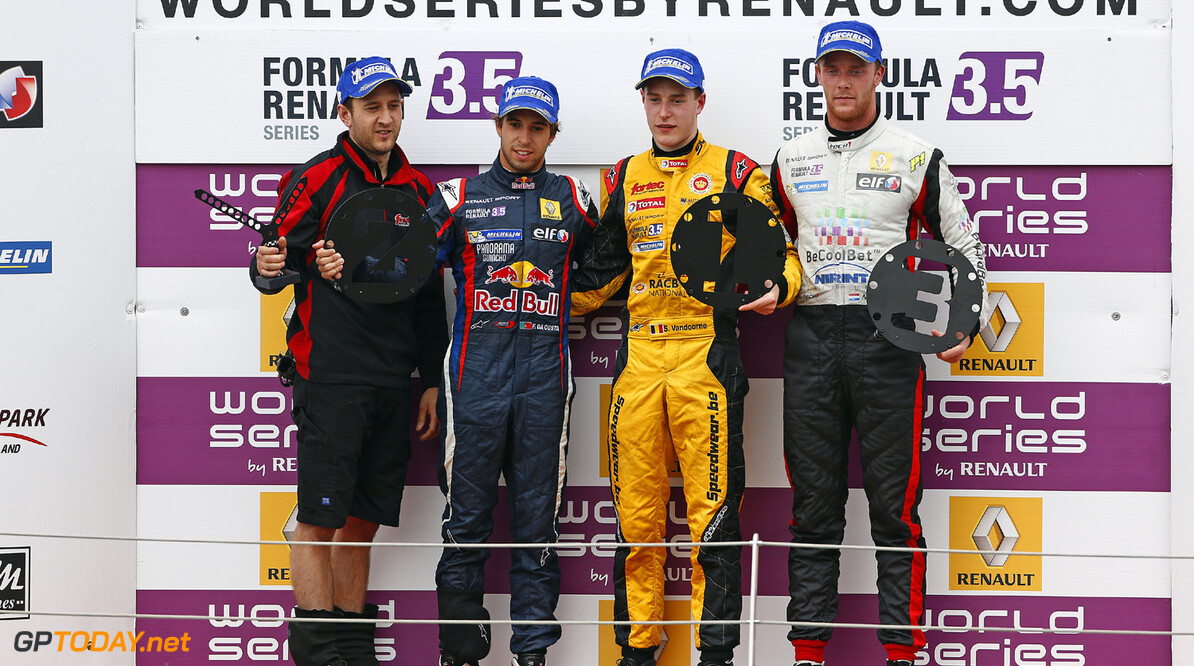 MOTORSPORT -  WORLD SERIES BY RENAULT 2013  - MOSCOW RACEWAY (RUS) - 21 TO 23/06/2013 - PHOTO FLORENT GOODEN / DPPI - DA COSTA FELIX ANTONIO (POR) - ARDEN CATHERAM - FORMULE RENAULT 3.5 - AMBIANCE PORTRAIT