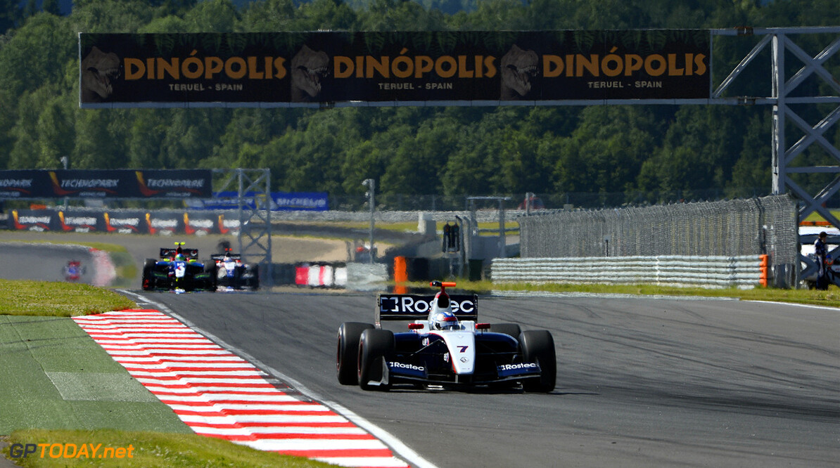 MOTORSPORT -  WORLD SERIES BY RENAULT 2013  - MOSCOW RACEWAY (RUS) - 21 TO 23/06/2013 - PHOTO ERIC VARGIOLU / DPPI - 07 SIROTKIN SERGEY (RUS) - ISR - FORMULE RENAULT 3.5 - ACTION AUTO - WORLD SERIES RENAULT MOSCOW RACEWAY 2013 ERIC VARGIOLU MOSCOU RUSSIA  Auto Car CHAMPIONNAT Europe FORMULES MOSCOU Motorsport RENAULT SPORT RUSSIE series Sport VOITURES WORLD WSR