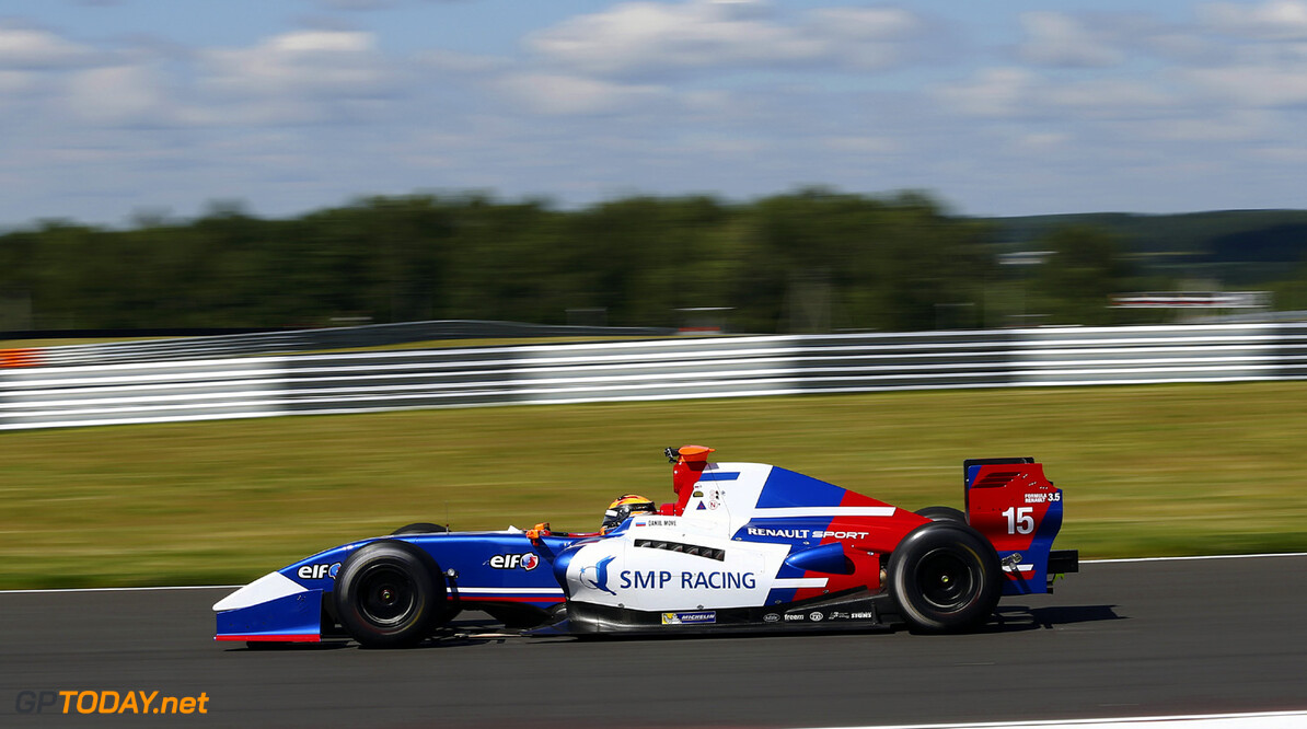 MOTORSPORT -  WORLD SERIES BY RENAULT 2013  - MOSCOW RACEWAY (RUS) - 21 TO 23/06/2013 - PHOTO FLORENT GOODEN / DPPI - 15 MOVE DANIIL (RUS) - SMP RACING BY COMTEC - FORMULE RENAULT 3.5 - ACTION AUTO - WORLD SERIES RENAULT MOSCOW RACEWAY 2013 FLORENT GOODEN MOSCOU RUSSIA  Auto Car CHAMPIONNAT Europe FORMULES MOSCOU Motorsport RENAULT SPORT RUSSIE series Sport VOITURES WORLD WSR
