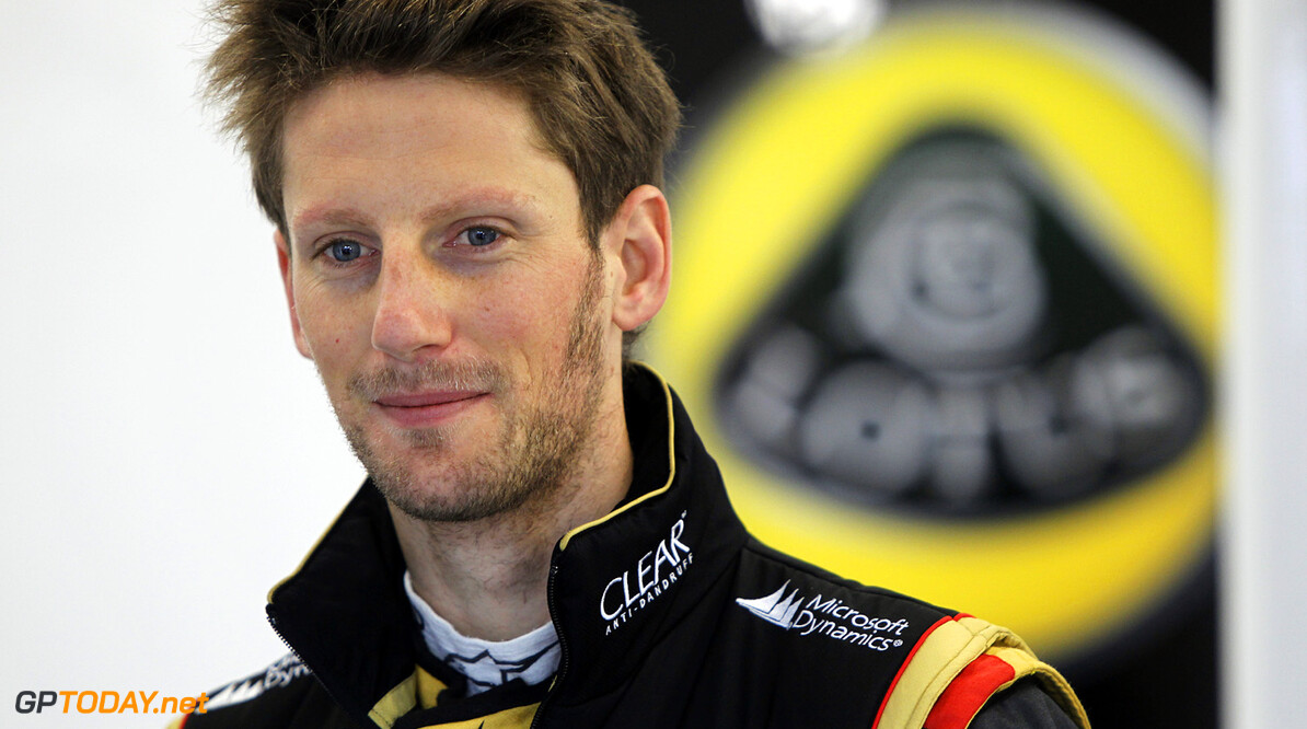 Grosjean rescues F1 career with Nurburgring podium