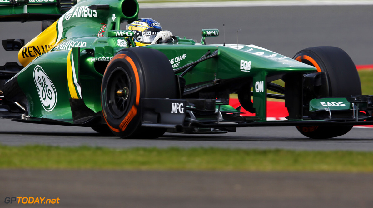 Germany 2013 preview quotes: Caterham F1 Team