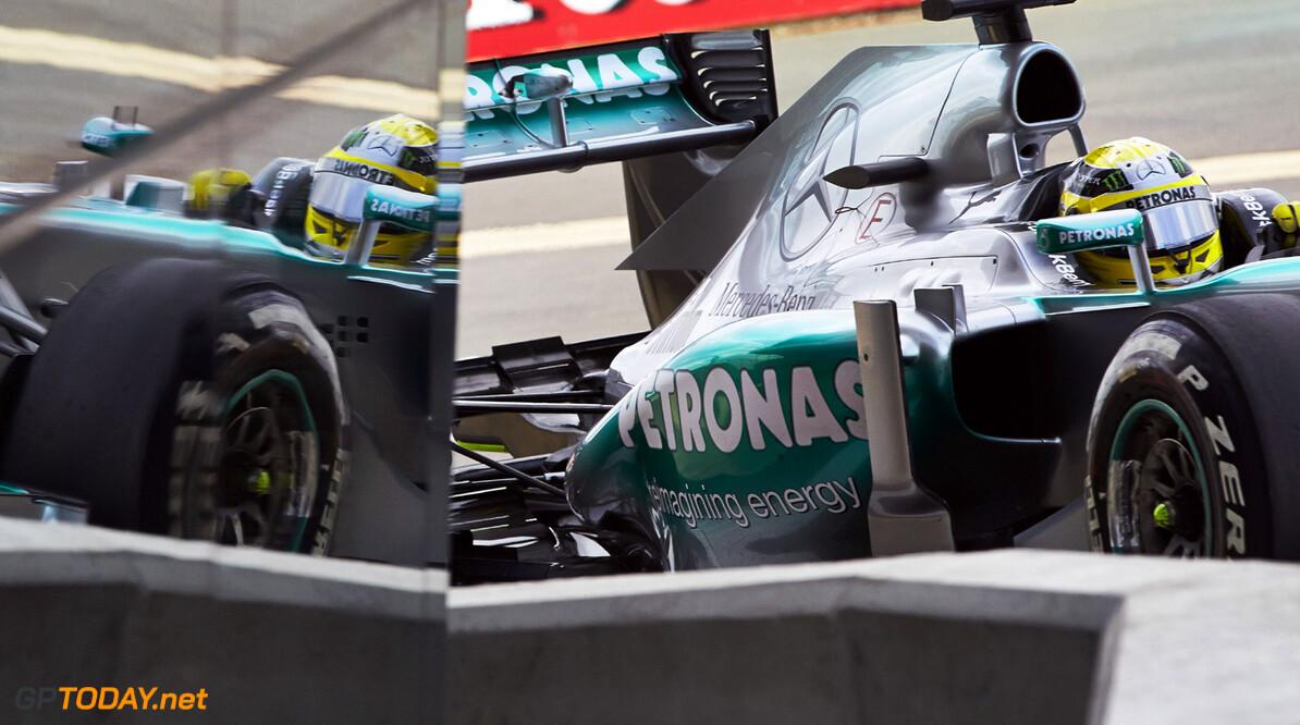 Mercedes probeert alsnog deelname aan test af te dwingen