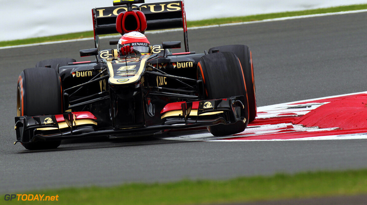 2013 British Grand Prix - Friday Silverstone, Northamptonshire, England