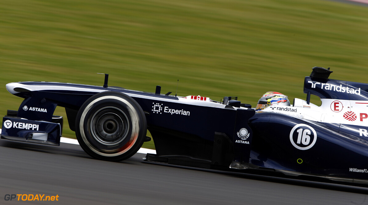 2013 British Grand Prix - Saturday Silverstone, Northamptonshire, England