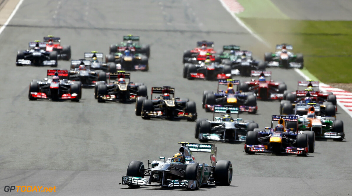 Major F1 teams oppose move to appoint single fuel supplier