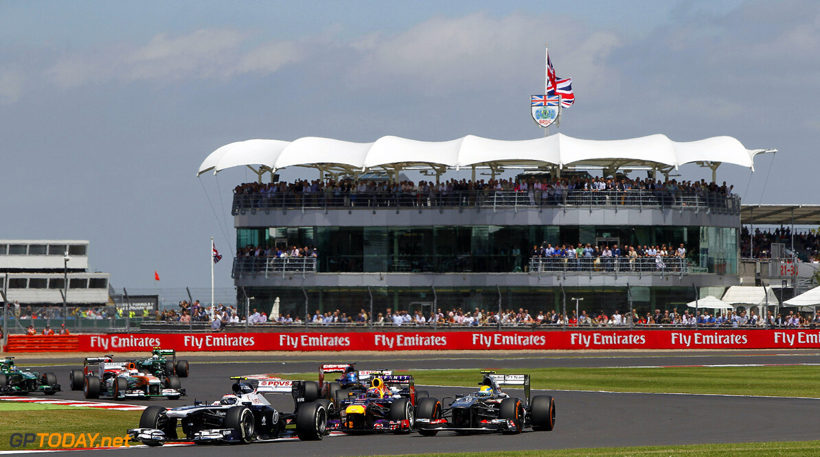 2013 British Grand Prix - Sunday Silverstone, Northamptonshire, England