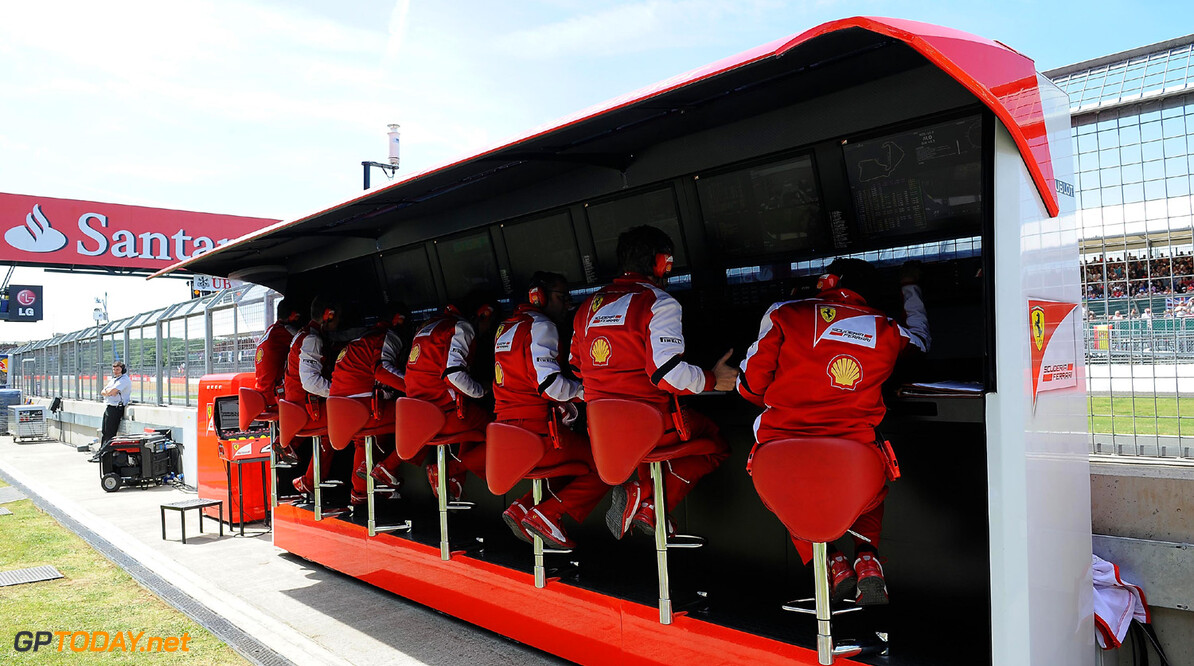 Ferrari seeking 'further clarification' on radio clampdown