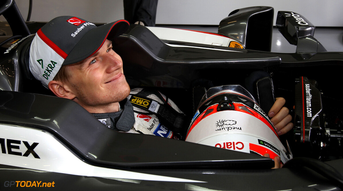 'Hulkenberg in contact with Lotus after terminating contract'