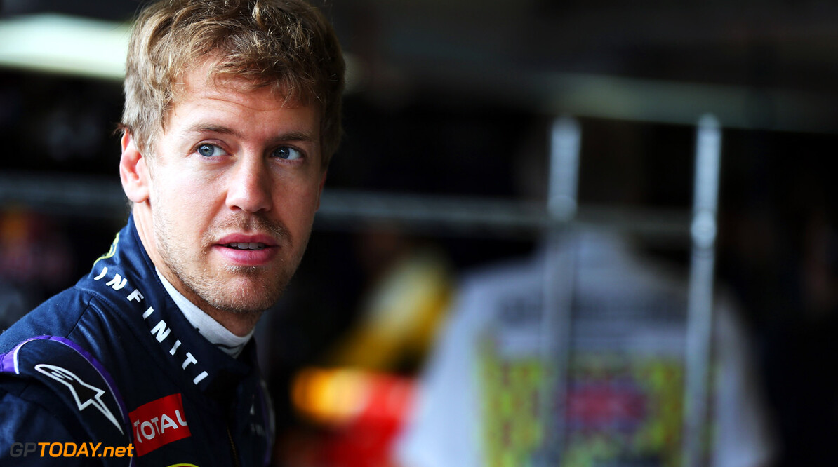 Vettel ignores mind games and talk about July 'curse'
