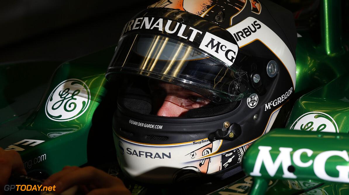 Van der Garde verheugt zich op Duitse Grand Prix