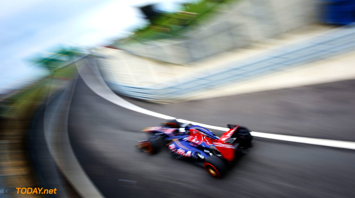 163377764KR00229_F1_Grand_P NORTHAMPTON, ENGLAND - JUNE 28:  Jean-Eric Vergne of France and Scuderia Toro Rosso drives during practice for the British Formula One Grand Prix at Silverstone Circuit on June 28, 2013 in Northampton, England.  (Photo by Paul Gilham/Getty Images) *** Local Caption *** Jean-Eric Vergne F1 Grand Prix of Great Britain - Practice Paul Gilham Northampton United Kingdom  Formula One Racing formula 1 Auto Racing Formula 1 Grand Prix of Great B British Formula One Grand Prix Formula One Grand Prix
