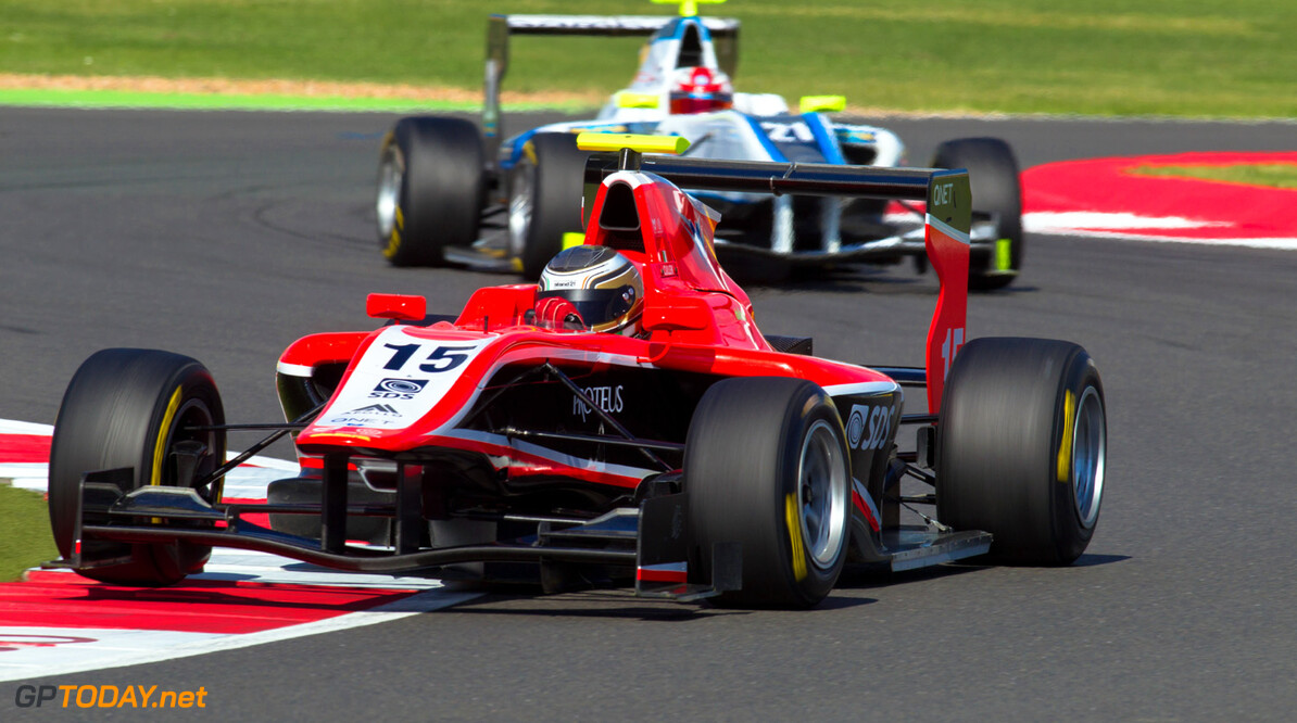 2013 GP3 Series. Round 3. 