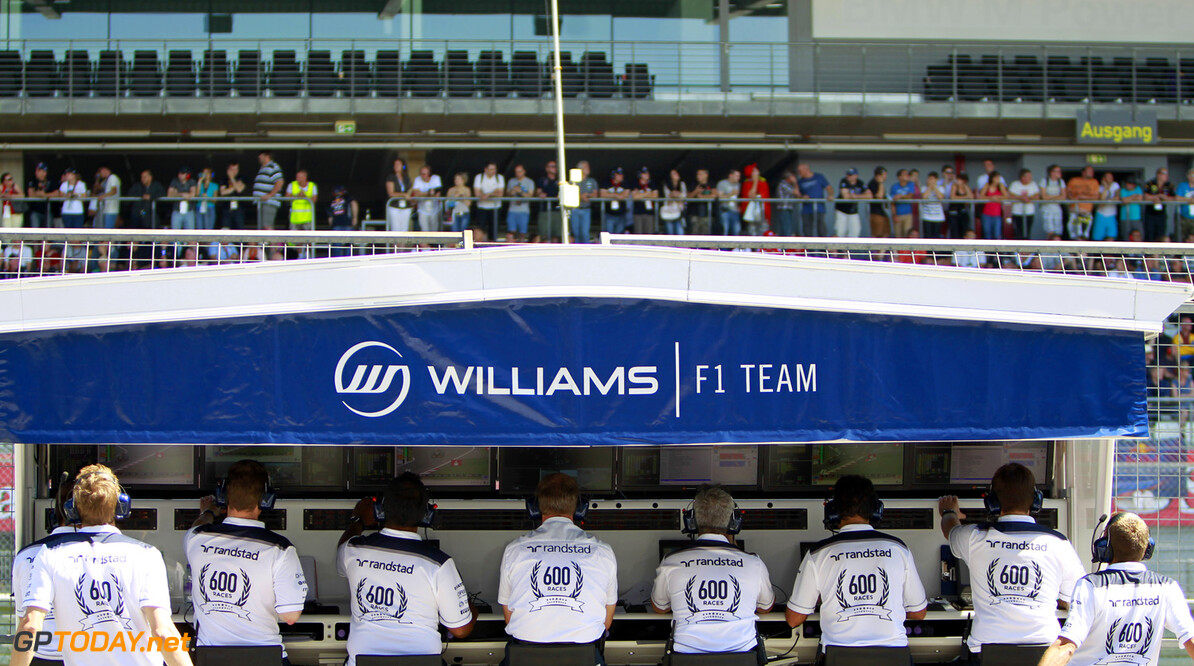 2013 German Grand Prix - Sunday Nurburgring, Germany. 7