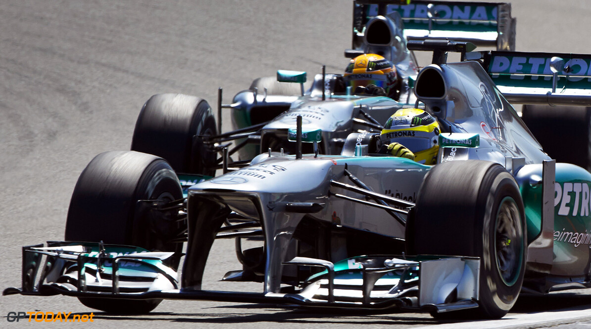 Hungary 2013 preview quotes: Mercedes