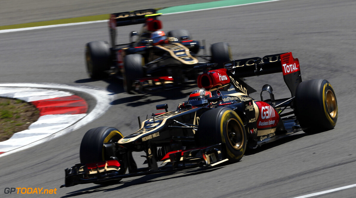 2013 German Grand Prix - Sunday Nurburgring, Germany. 7th July, 2013.