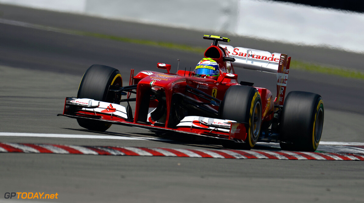 Di Montezemolo not ready for 2014 Massa talks