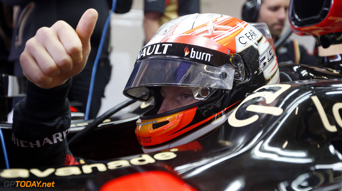 2013 German Grand Prix - Friday Nurburgring, Germany. 5th July, 2013.