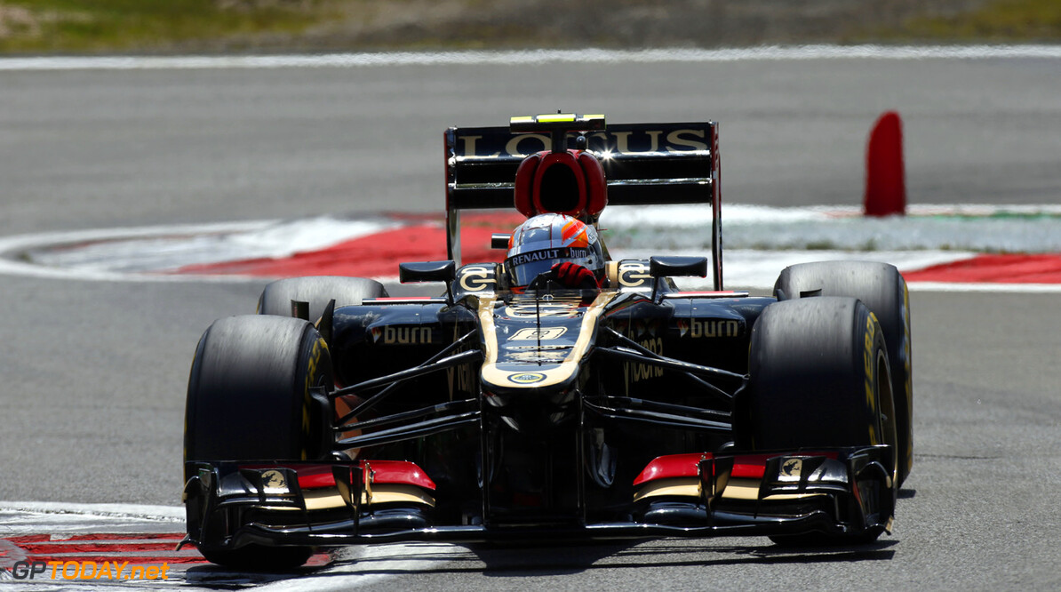 2013 German Grand Prix - Saturday Nurburgring, Germany. 6th July, 2013.