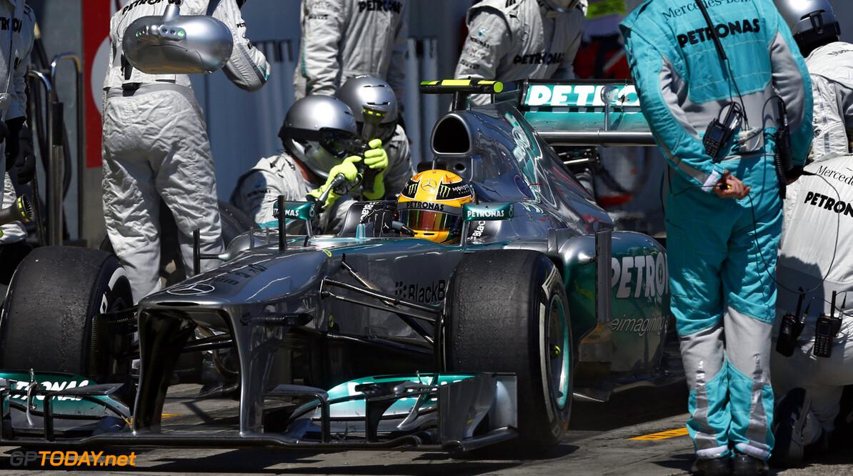 Mercedes zet record van snelste pitstop op haar naam