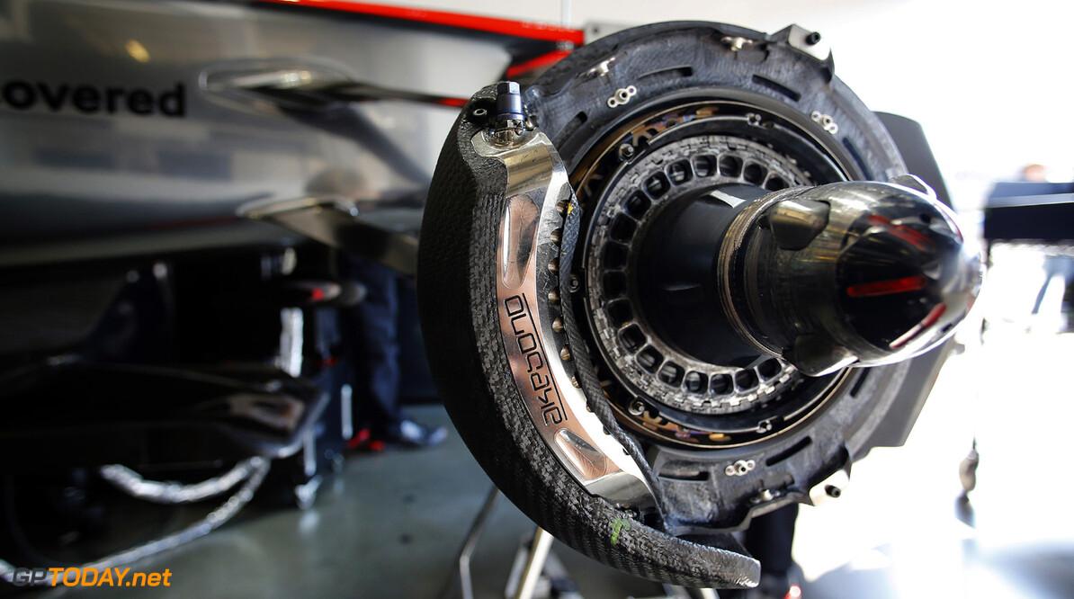 Brake Duct detail
