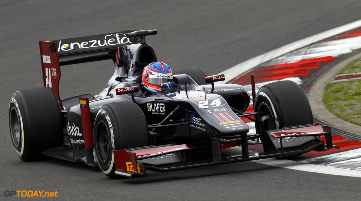 Binder naar Arden Motorsport voor 2014