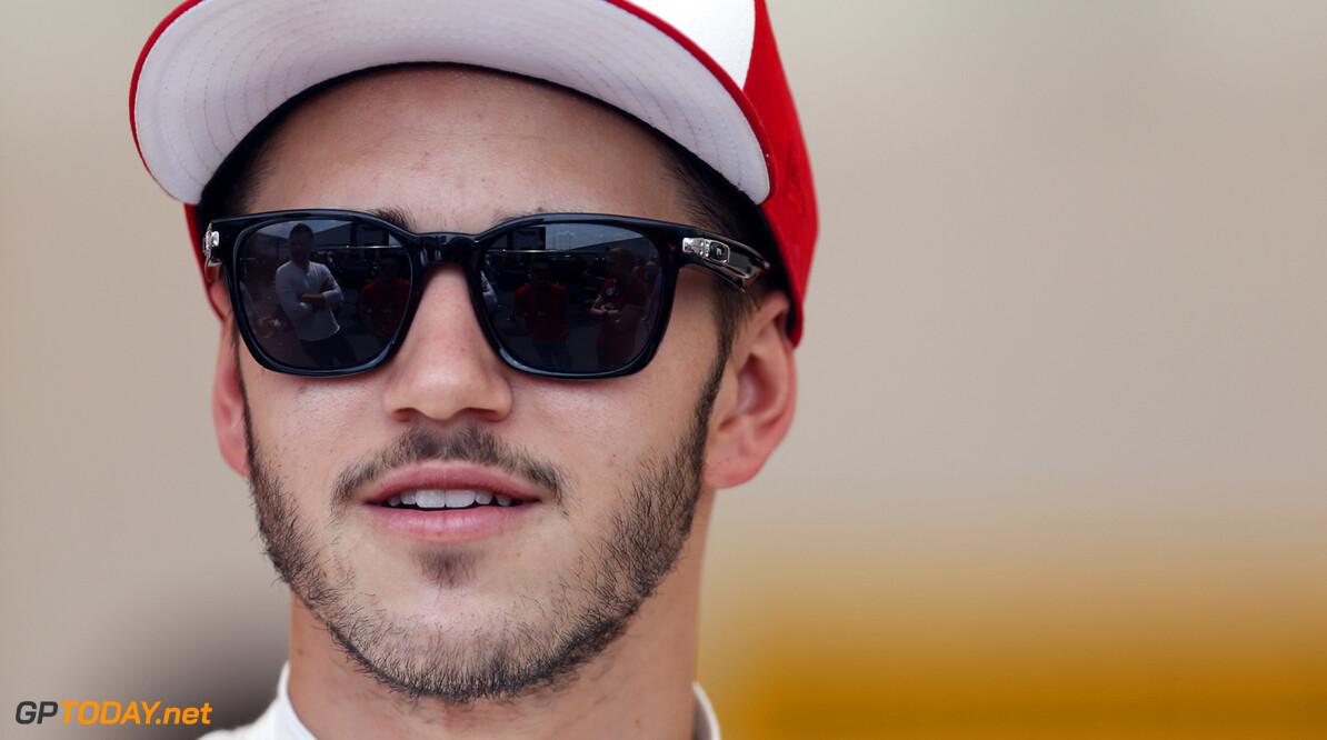 2013 GP2 Series. Round 6.  Nurburgring, Germany.  6th July 2013.  Saturday Race. Daniel Abt (GER, ART Grand Prix). Portrait. World Copyright: Alastair Staley/GP2 Series Media Service. Ref: _R6T6040
