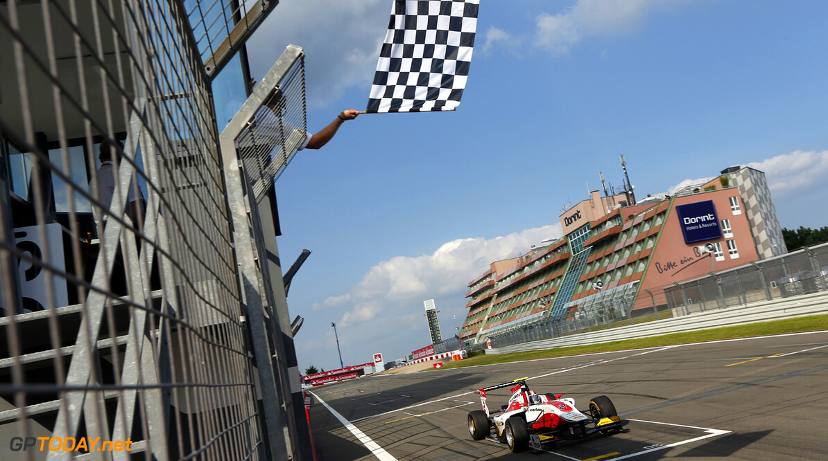 2013 GP3 Series. Round 4. 