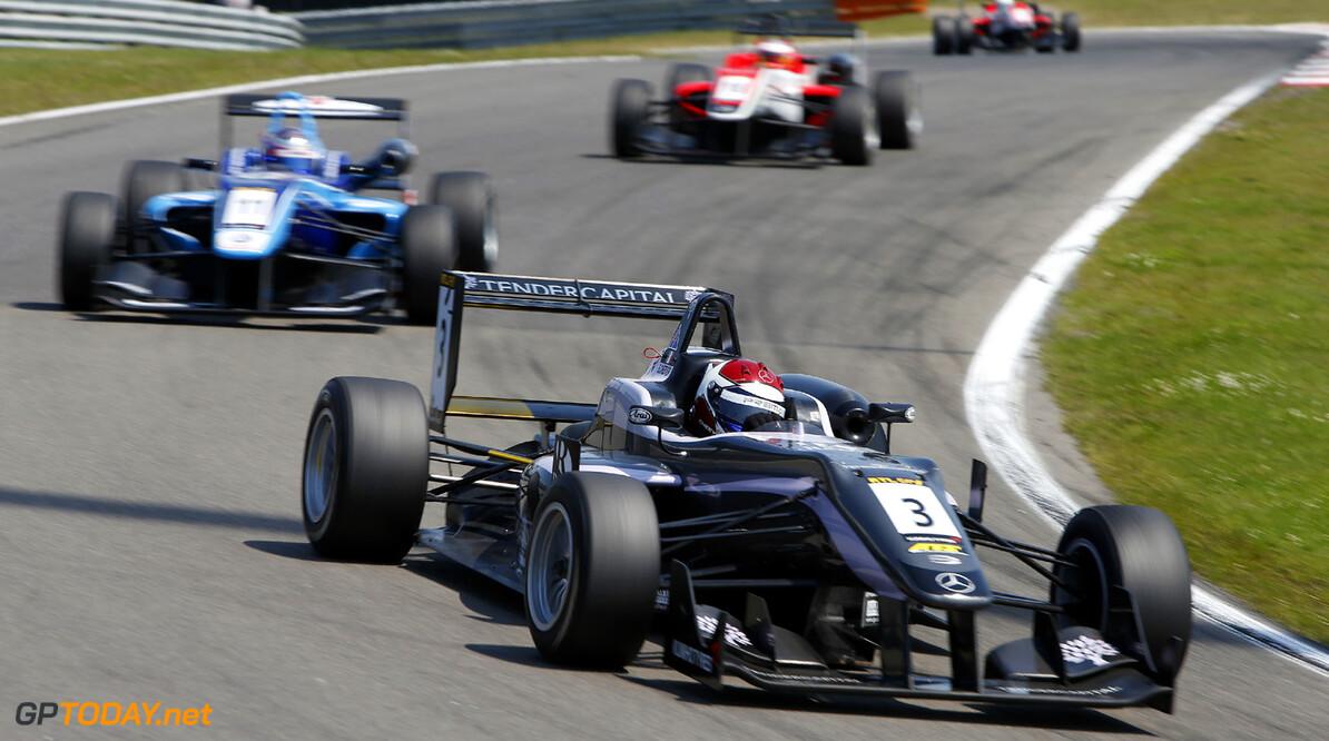 Masters of Formula 3, Zandvoort (NL) 3 Eddie Cheever (I, Prema Powerteam, Dallara F312 Mercedes), Masters of Formula 3, Zandvoort (NL) - 5.-7. July 2013 *** Local Caption *** Copyright (c) FIA Formula 3 European Championship / Thomas Suer RTL GP Masters of Formula 3, Zandvoort (NL) Thomas Suer Zandvoort Netherlands