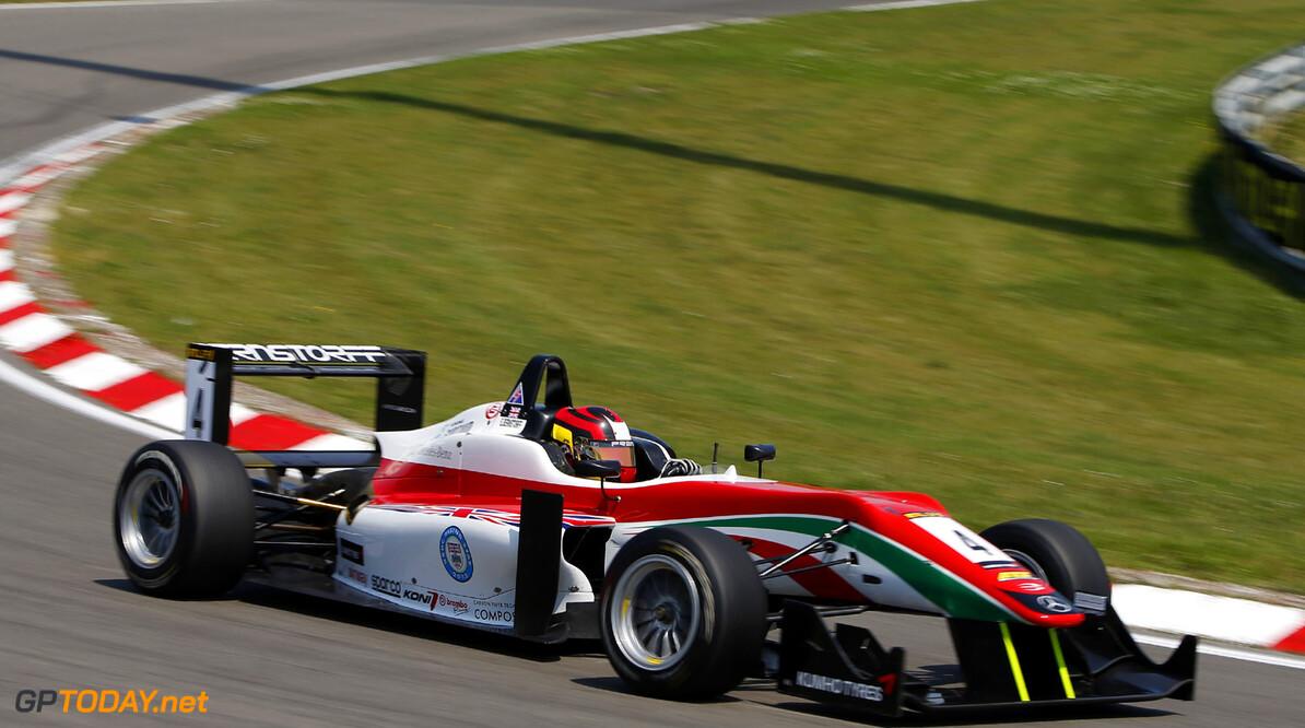 Guan Yu Zhou pakt Pole Position voor eerste Formule 3 race op Hockenheim