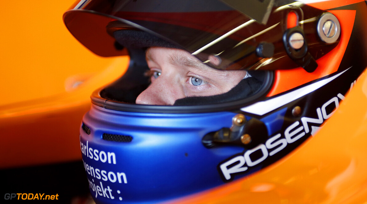 Rosenqvist bij test voor hernieuwde A1 Grand Prix