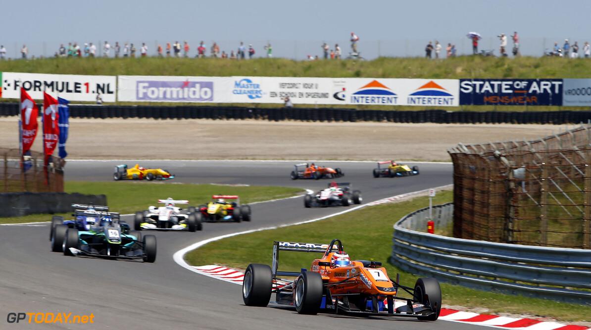 Masters of Formula 3, Zandvoort (NL) 7 Michael Lewis (USA, kfzteile24 Muecke Motorsport, Dallara F312 Mercedes), Masters of Formula 3, Zandvoort (NL) - 5.-7. July 2013 *** Local Caption *** Copyright (c) FIA Formula 3 European Championship / Thomas Suer RTL GP Masters of Formula 3, Zandvoort (NL) Thomas Suer Zandvoort Netherlands