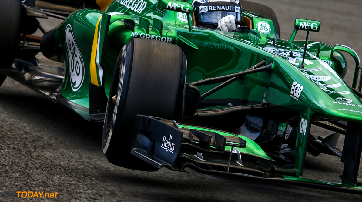 Hungary 2013 preview quotes: Caterham F1 Team