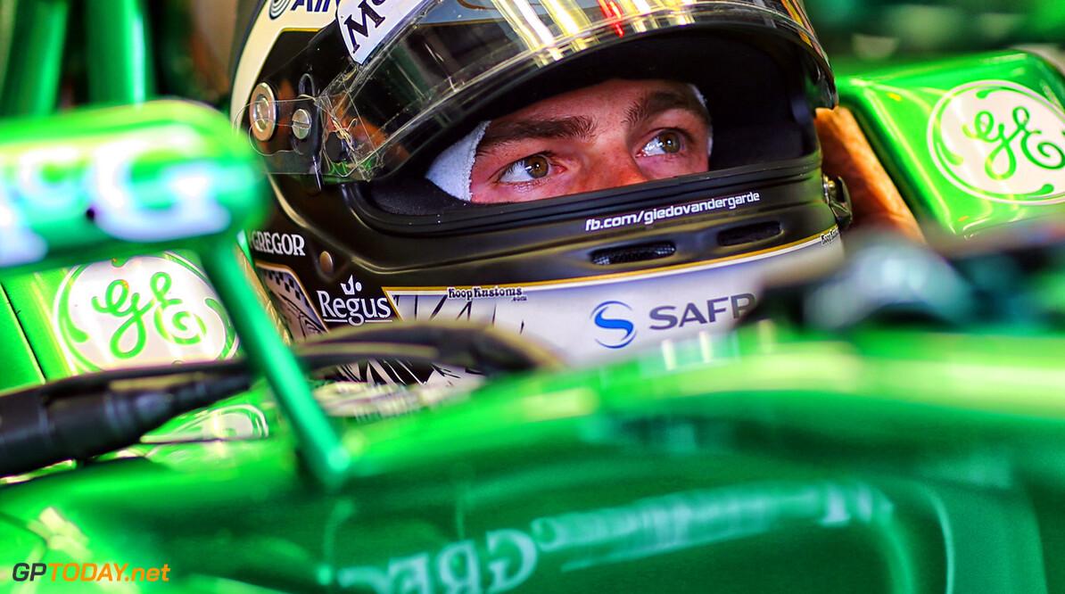 Van der Garde could keep his F1 carreer going in 2014