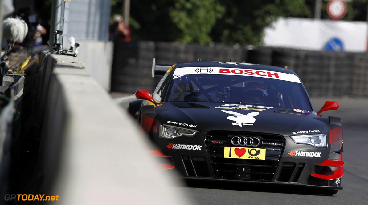 5 Edoardo Mortara (I), Audi Sport Team Rosberg, Audi RS 5 DTM