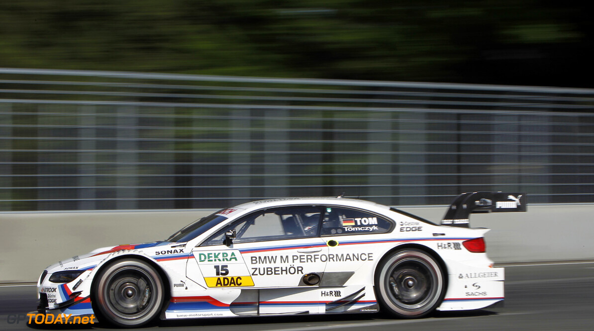 15 Martin Tomczyk (D), BMW Team RMG, BMW M3 DTM