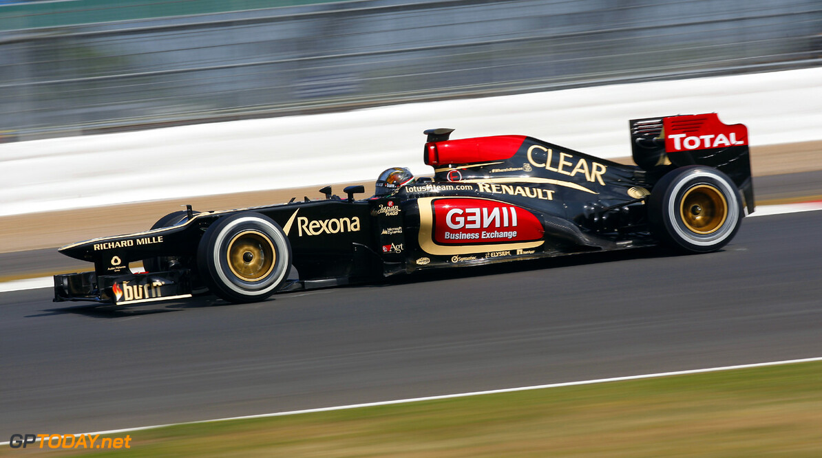 2013 F1 Young Driver Test - Day 2 Silverstone, UK