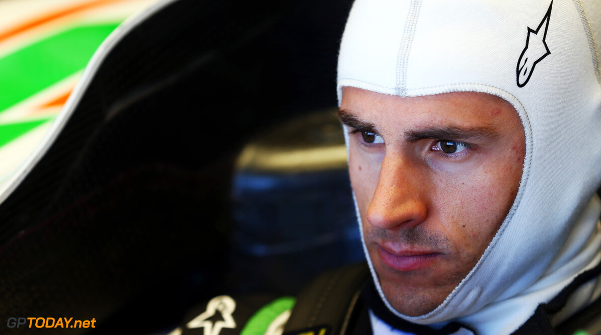 Sutil not ruling out change of scenery for 2014