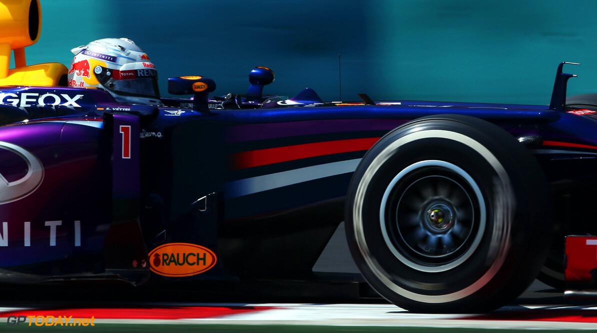 Vettel verwacht geen grote verschuivingen in de top