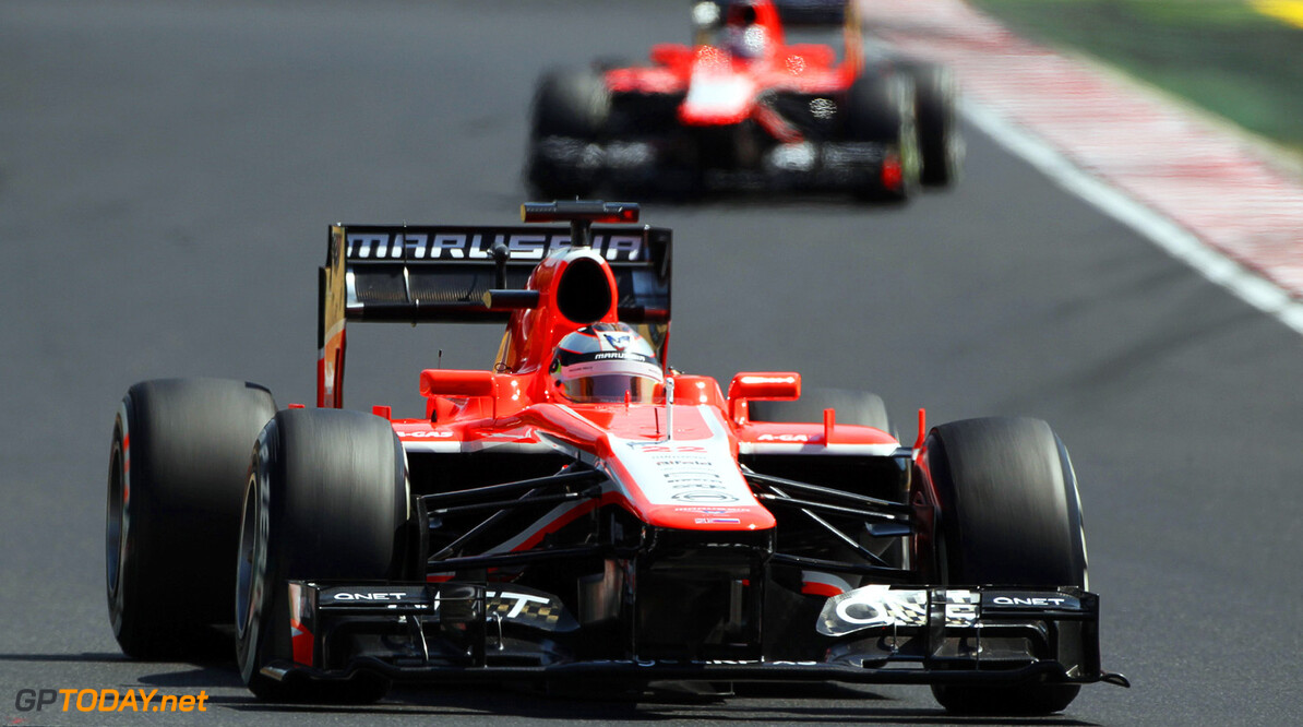 Marussia wants to keep Bianchi and Chilton for 2014