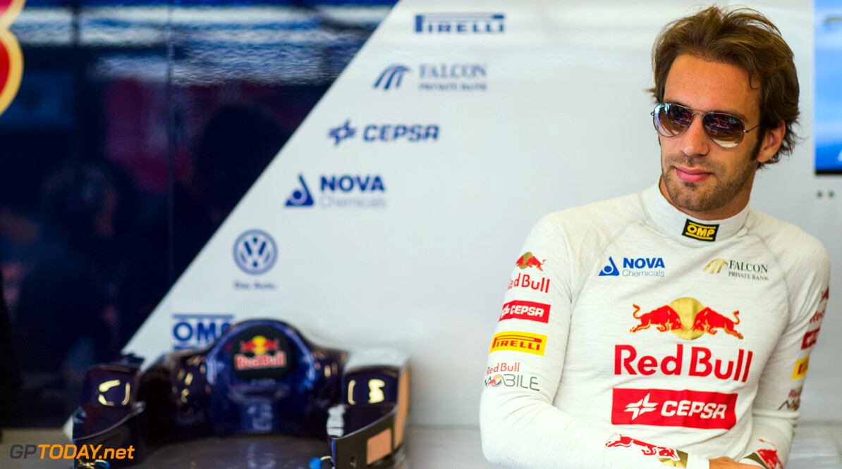 Vergne clears the air with Red Bull management