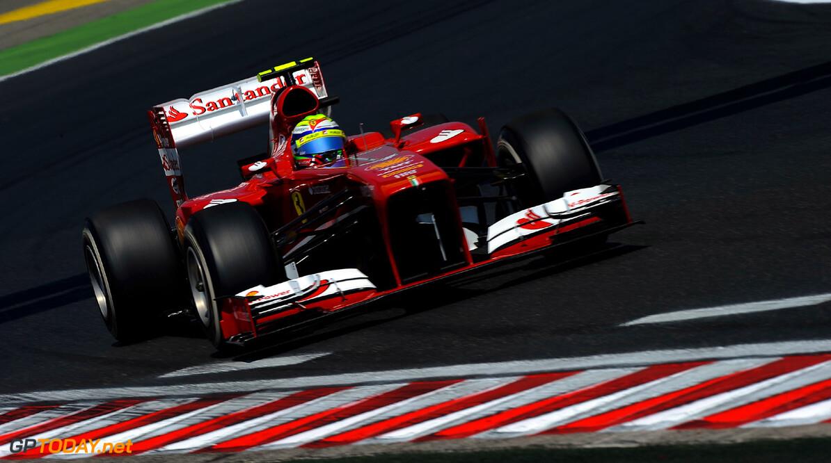 Ferrari houdt de teugels strak voor resterende races