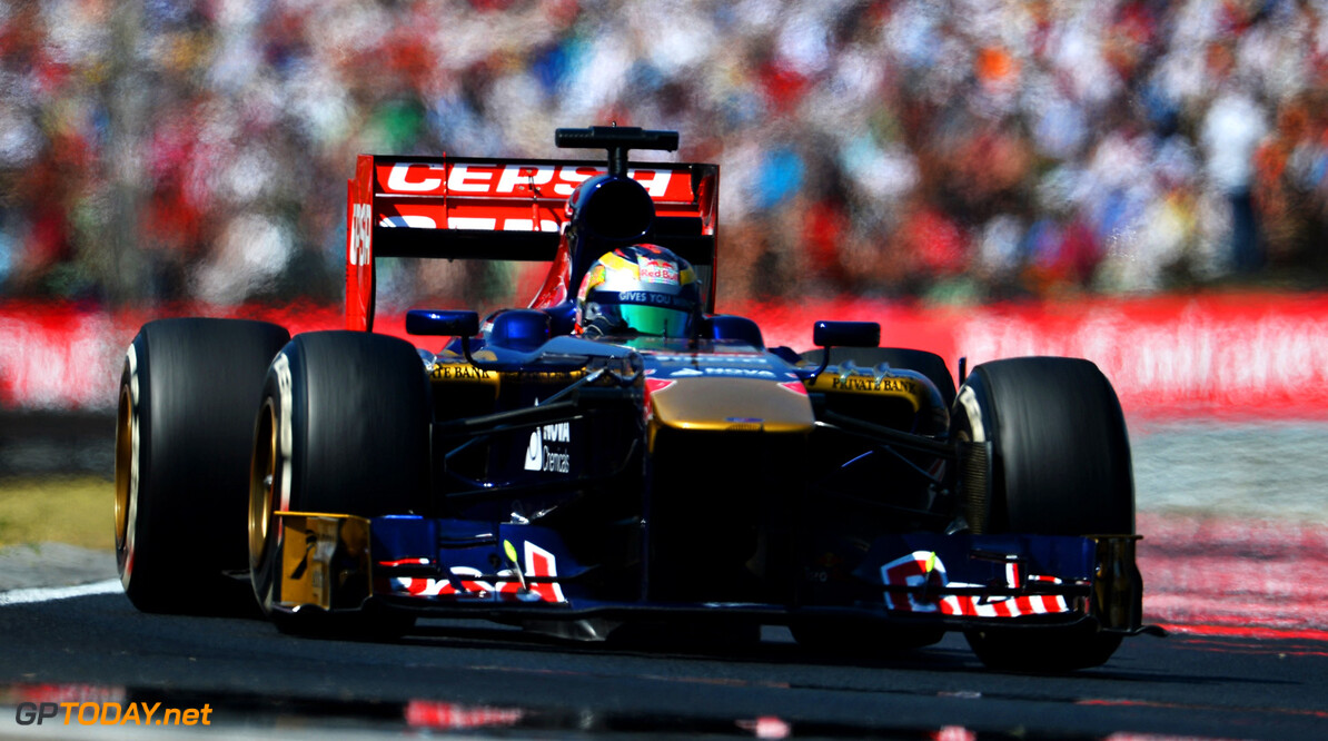 Vergne must take more responsibility in 2014 - Tost