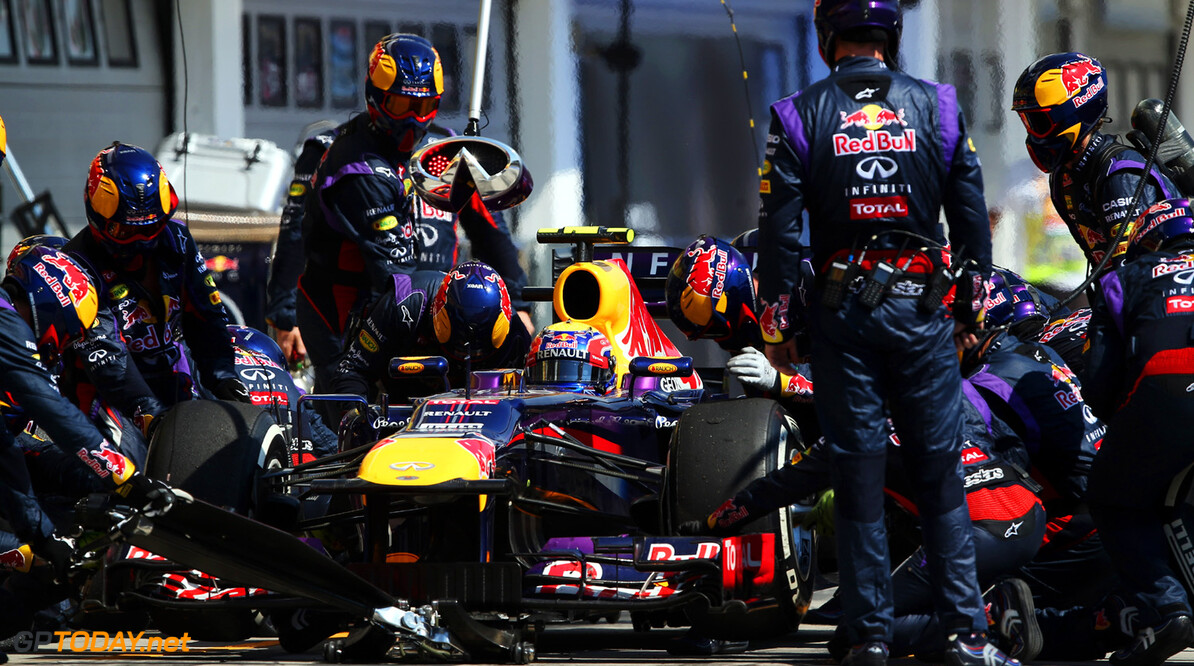 Red Bull Racing spends 100.000 EUR on new jack