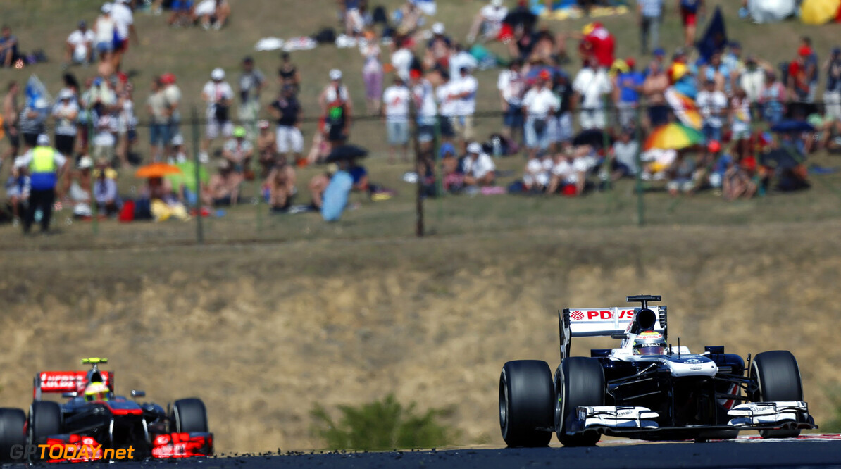 2013 Hungarian Grand Prix - Sunday Hungaroring, Budapest, Hungary