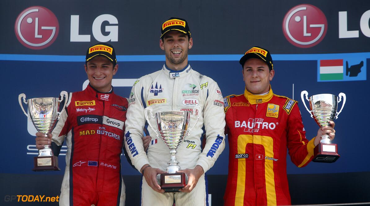 2013 GP2 Series. Round 7.  Hungaroring, Budapest, Hungary. 28th July 2013.  Sunday Race. xxx World Copyright: Alastair Staley/GP2 Media Service  Ref: _R6T6988