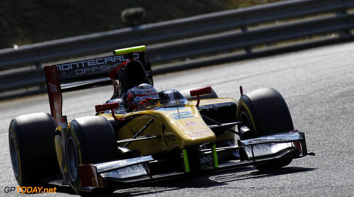 2013 GP2 Series. Round 7.  Hungaroring, Budapest, Hungary. 26th July 2013.  Friday Qualifying. Stephane Richelmi (MON, Dams). Action.  World Copyright: Alastair Staley/GP2 Media Service  Ref: _A8C0648