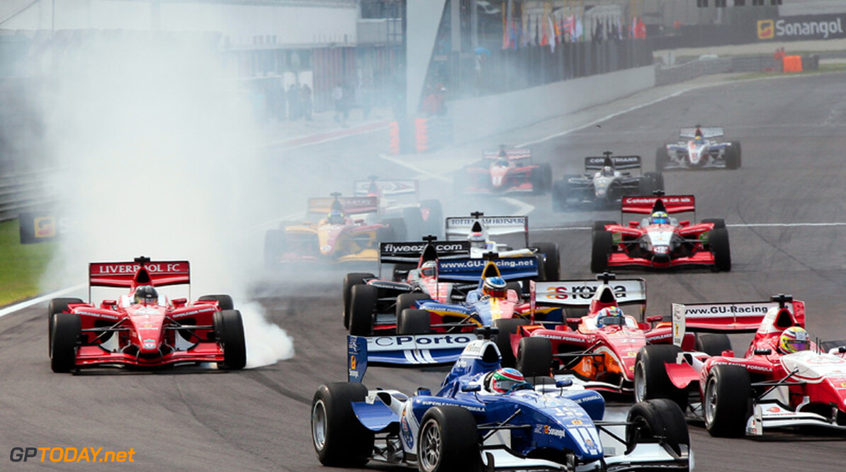 """Webb: """"Superleague Formula beste alternatief voor Formule 1"""""""