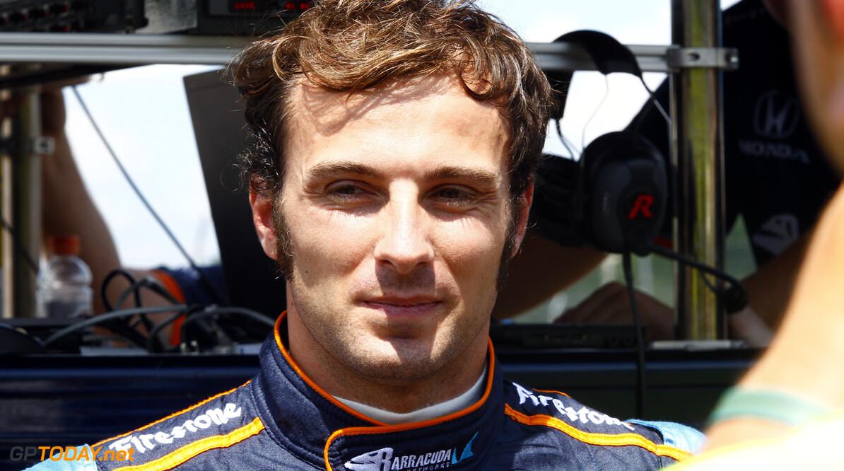Bret Kelley    IndyCar Pocono