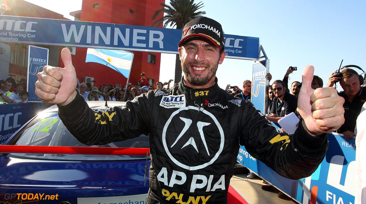 Citroën reserveert derde auto voor Lopez