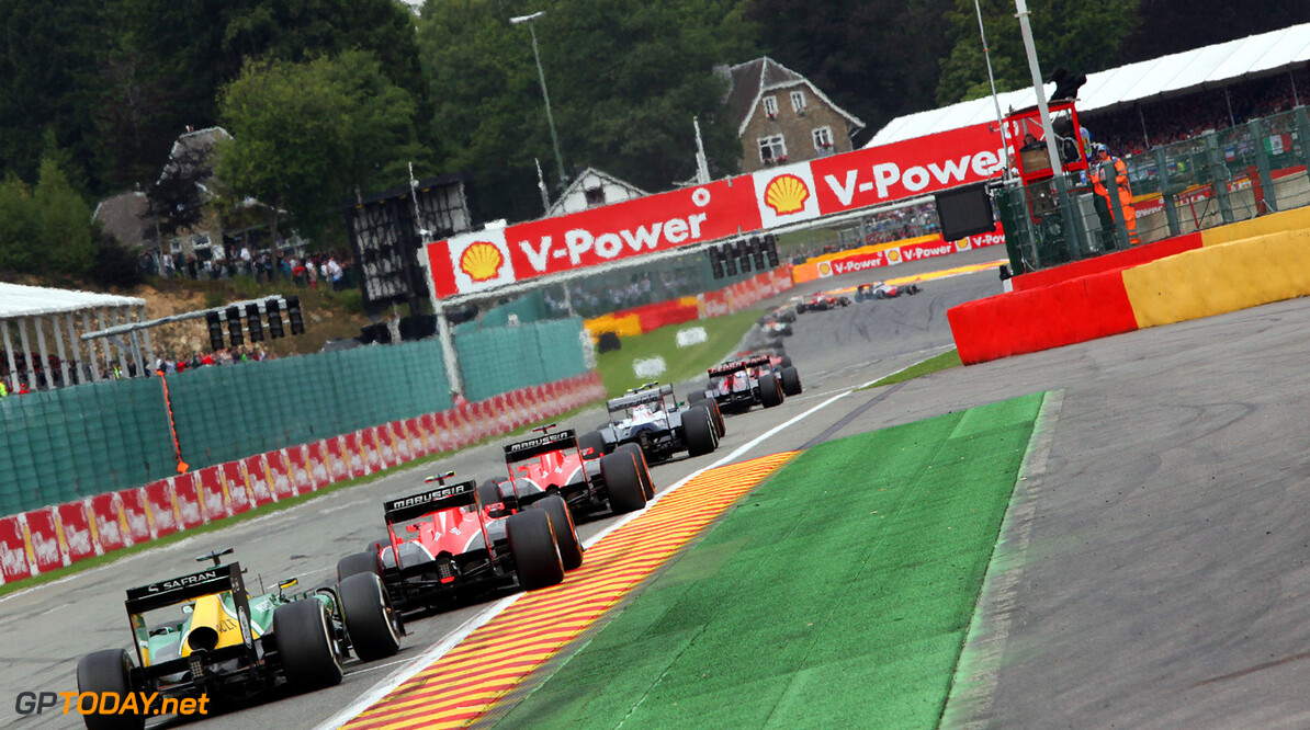 Two or three vulnerable teams at the moment - Ecclestone